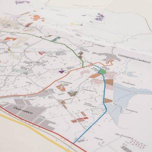 Vinarska Mapa Bolgheri Italska Vina Vinodoc