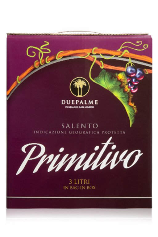 Primitivo bag-in-box
