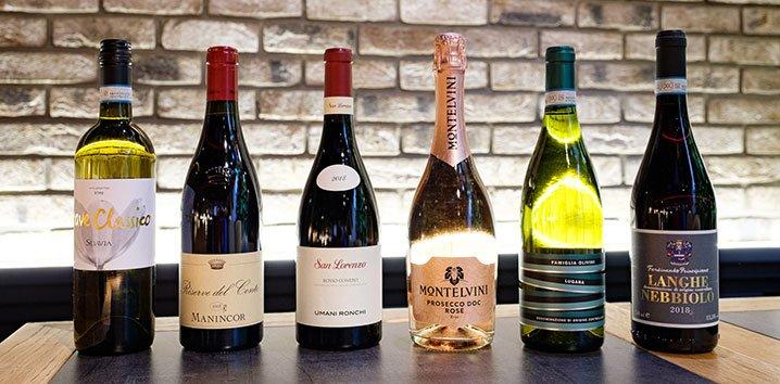 Online degustace toskánských vín