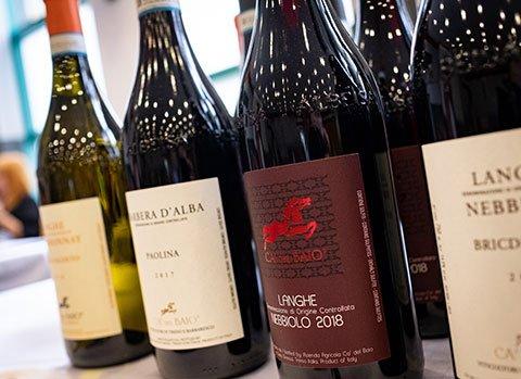VinoDoc: Galadegustace italských vín 2019
